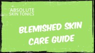 Absolute Skin Tonics Blemished Skin Care Guide