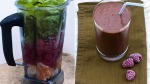 Delicious smoothie naturally packed with antioxidants, vitamins and minerals